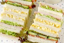 Food - sandwiches & burgers
