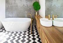 Bathrooms / Fav bathrooms...