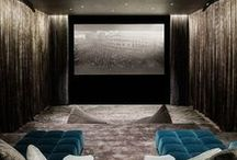Cinema Hang Out At Home / all about the chill zone