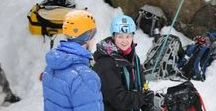 Mountain Skills / Your personal mountain instructor, right here in Pinterest.