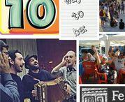 Ten Ways To Be Happy / Dieci buoni motivi per iscriversi a Felici & Conflenti!