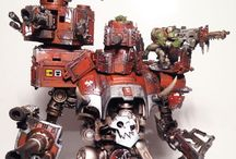 Orks / da army of da great WRAAAG