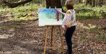 Anita Bowerman Artist blog / All Anita's latest news.