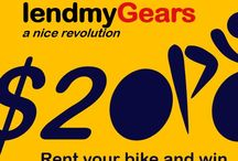Bike sharing - a nice revolution / Info on how and why you should lend your gears