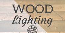 Wood Lighting