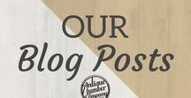 Antique Lumber   Blog Posts / A collection of our blog posts. Follow us on Facebook for the most up-to-date info about our newest entries!