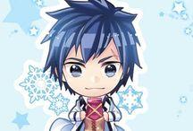FT   Gray Fullbuster / Anime: Fairy Tail