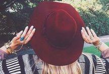 My Style/Fashion / by Jocelyn Fait