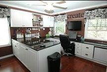 Craft Room & Storage