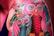 the owls have it / by kelli :)