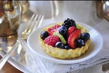Food - Sweet Stuff / by Jen G