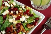 Food - Salads & Dressings / by Jen G