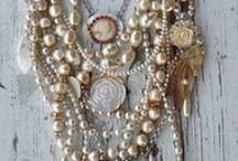 chic boho trends  / boho/gypsy jewelry and accessories are now trending.