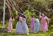 May Day / Beltane / In celebration of Spring / by Kristin W