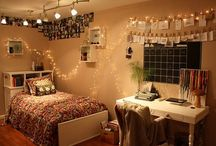College Bedroom / by Brooke Monney