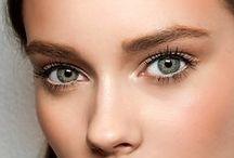 BELLEZA / Maquillaje, cuidado de la piel, peinados.