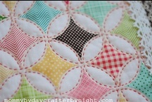 hand quilting dreams / by kelli :)