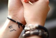 tattoo / by Nadine Bakker