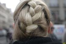hair / by Nadine Bakker