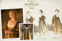 Creating The Borgias