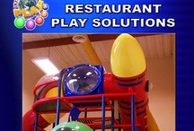 Restaurant Commercial Play Equipment & Solutions / Stay competitive and attract customers to your location. Best suited for family friendly #restaurants. Commercial indoor and outdoor playground equipment and structures.  Our professional and knowledgeable team will work hand in hand with your team to develop a proposal that meets the needs and budget of your project.  #weBUILDfun #RestaurantPlay #Retailtainment #FUNexperts Building Fun Since 1999.