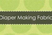 Cloth Diaper Making / DIY cloth diapers / by Agnes Olafson