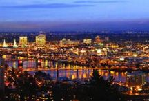 Portland, OR / Portland Oregon ... and beyond ... / by Kristin W