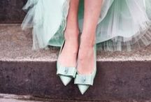Color Palette | Mint / our style & inspiration picks for all things mint green / by Nearly Newlywed