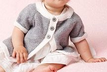 Baby & Kid Sweaters - Knit / Gifts to make!