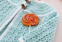 Baby & Kid Sweaters - Crochet / Gifts to make!