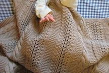 Baby Blankets - Knit / The best baby gifts!