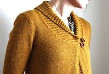 Adult sweaters - knit / Maybe I'll make something for me....