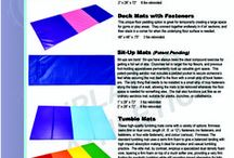 Iplayco Athletics / Iplayco Athletics is a new division of International Play.  Gymnastic mats, rink divider and more.