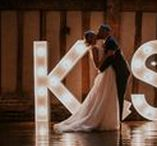 2018 Wedding Trends - Lightboxes / Wedding marquees, wedding lettering, lightboxes