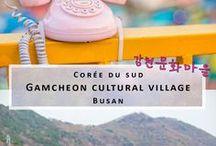 All about Korea / Voyage et découverte autour de la Corée du sud