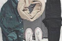 O U T F I T S vol.1 / Winter & Fall outfits