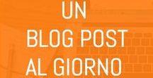 Content Writer | il blog / Scrivere per il web | Content writing, content curation, copywriting e content marketing.