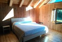 Bedroom / Natural wood