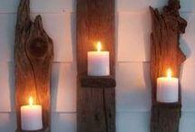 drewniane