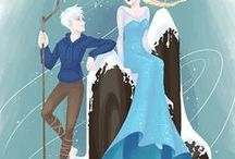 Frozen / Comisc and arts about Jelsa