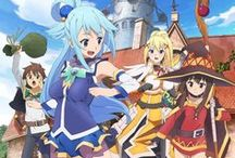 Konosuba / Most funny anime i had ever seen!!!