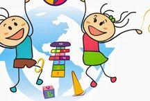 Educación Física. / Educación Física, mucho más que correr.  Juegos, recursos, vídeos y blogs relacionados con la Educación Física en Primaria