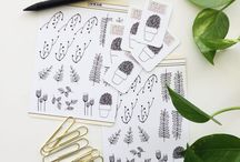 Stickers and Planners / All things stickers and planning! This board is for etsy store owners to share their latest sticker creations. MAX 2 POSTS PER DAY - no back to back posting. Message board owner to be added.