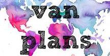 Next Van Layout Plans