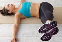 workin on my fitness / by Lauren Hartmann