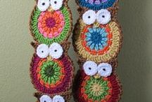 Crochet Stuff / by Paula Phillips