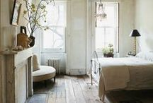 glorious bedrooms / by Emilie Ely