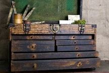 Vintage Collectables and Antiques / by Lisa @ Nothing But Blue Skies