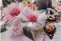 Handmade Flowers / by Karen Zaccagnini