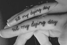if i ever get a tattoo / by Jessplusthemess